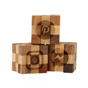 Small Wood Puzzle - TCOPPERHEAD