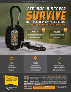 Survivor Gift Set