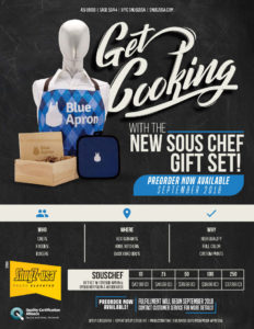 Sous Chef Gift Set