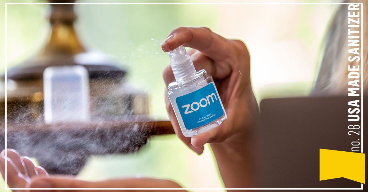 People & Brands Need USA Made Sanitizer They Can Count On