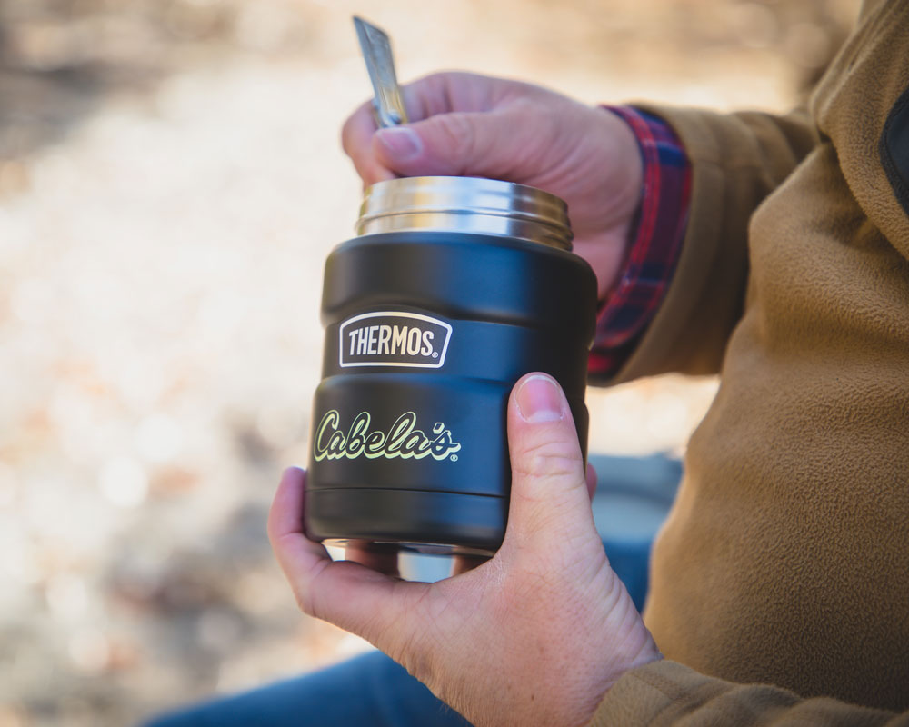 16 oz. Thermos® Stainless King™ Stainless Steel Food Jar